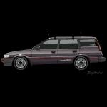 Retronics Garage's AE95 Corolla 4WD Wagon