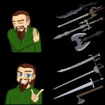 Sword Reaction Meme