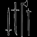 Swords & Polearms - Black