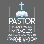 Pastor Work Lead You To Someone Who Can