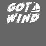 Got Wind Awesome Boating Sailing Design