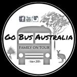 Go Bus Australia - Large Black Logo Range