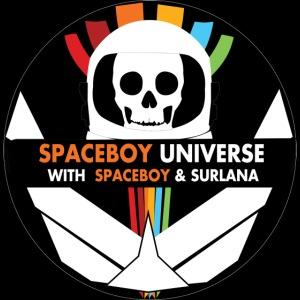 Spaceboy Universe Logo
