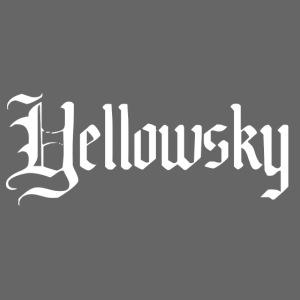 Yellowsky Logo White