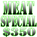 Meat Special $350