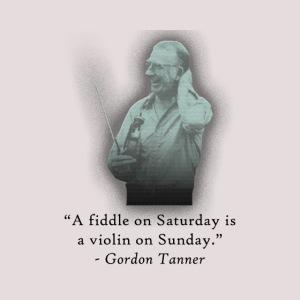 Remembering Gordon Tanner