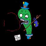 cactushobo no text