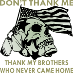 Grunt Don't Thank Me Thank My Brothers Who Never