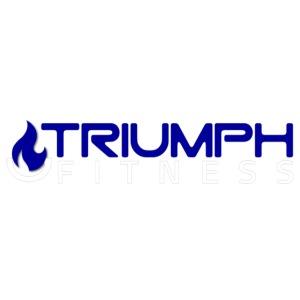 triumph 03 clear blue and white