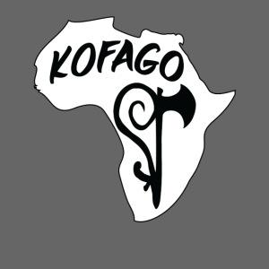 Kofago Logo Inverted