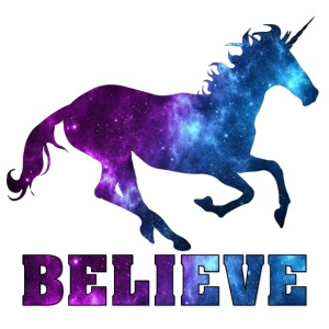 Believe Unicorn Universe 9
