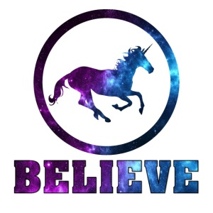 Believe Unicorn Universe 6