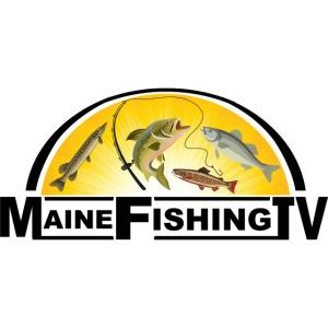 Maine Fishing TV Logo