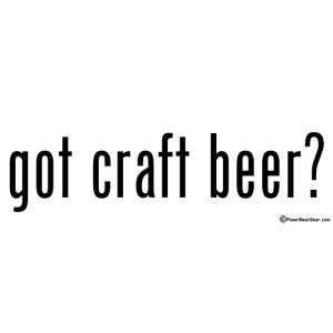 got craft beer (black)