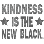 Kindness is the Nw Blk 12