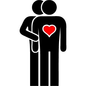 MAN LOVE HEART No. 001