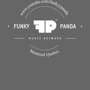Funky Panda Front - Middle Design