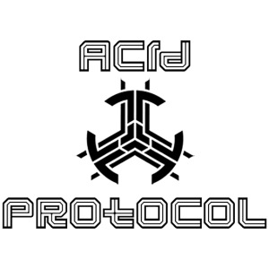 ACID PROTOCOL OFFICIAL LOGO BLACK