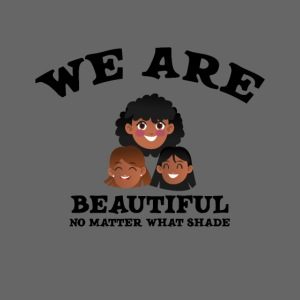 You are Beautiful Black Woman