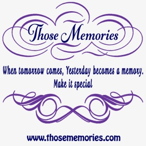 Those Memories Logo