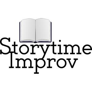 Storytime Logo Black Tran