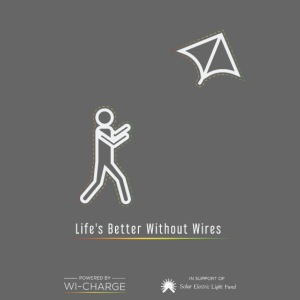 Life's better without wires: Kite - SELF