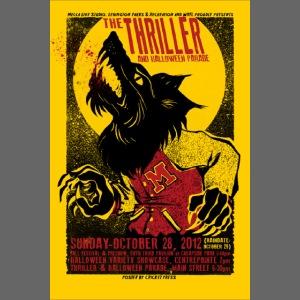 Thriller 2013 Werewolf