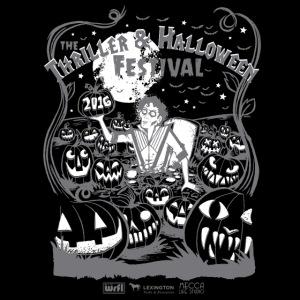 Thriller 2016 Lexington Halloween Parade