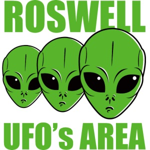 Roswell UFOs Area