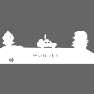 Wonder Logo White