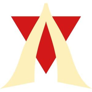 V Logo Jimmy Casket