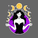 Lunar goddes