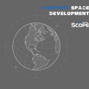 Solar System Scope : I Support Space Development