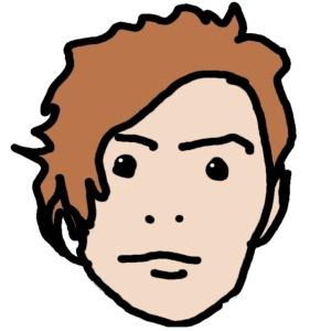 JoeBFSS Drawn Head