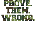 Prove Them Wrong camo
