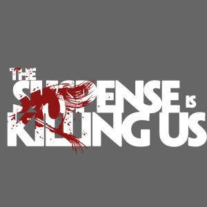 Suspense Is Killing Us Red Eye Logo