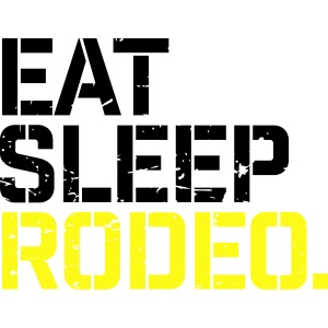 Eat Sleep Rodeo