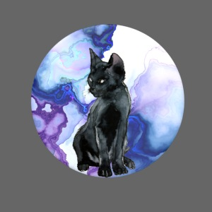 world of cats Watercolor Design