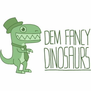Dem Fancy Logo