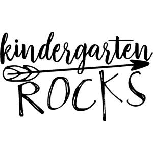 Kindergarten Rocks Teacher T-Shirts
