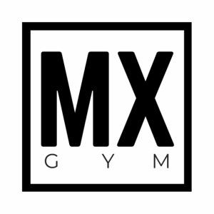 MX Gym Minimal Logo