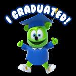 I Graduated! Gummibar