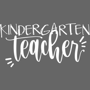Kindergarten Teacher Personalize