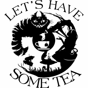 LETS HAVE SOME TEA
