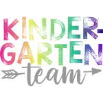Kindergarten Team Rainbow