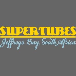 Supertubes - Jeffreys Bay - Surfing. South Africa