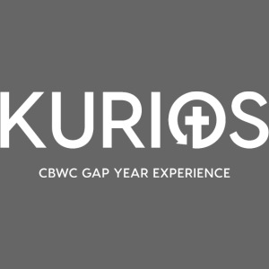 Kurios Classic Logo (White)