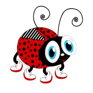 Ladybug T-Shirts Gifts Daughter