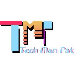 TechManPat Logo Large