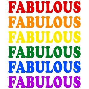 Fabulous Pride Flag